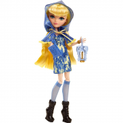 BONECA EVER AFTER HIGH NA FLORESTA