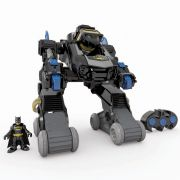 IMAGINEXT SUPER FRINDS BATBOT DMT82