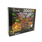 QUEBRA CABEÇA PUZZLE 2000 PEÇAS AMAZON - GROW