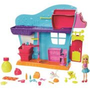 POLLY POCKET SPA DOS BICHINHOS FPH96