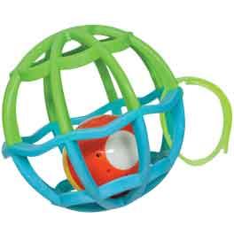 BABY BALL C/ LUZ E SOM