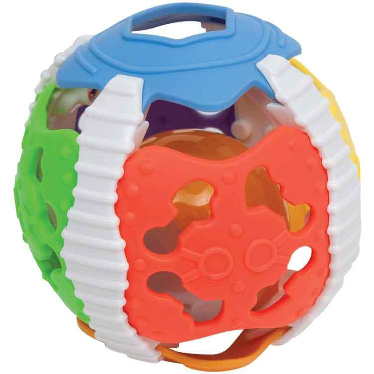 BABY BALL MULTI TEXTURA P
