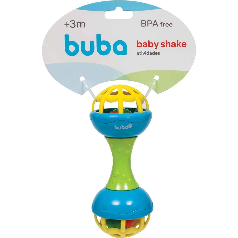 BABY SHAKE ATIVIDADES