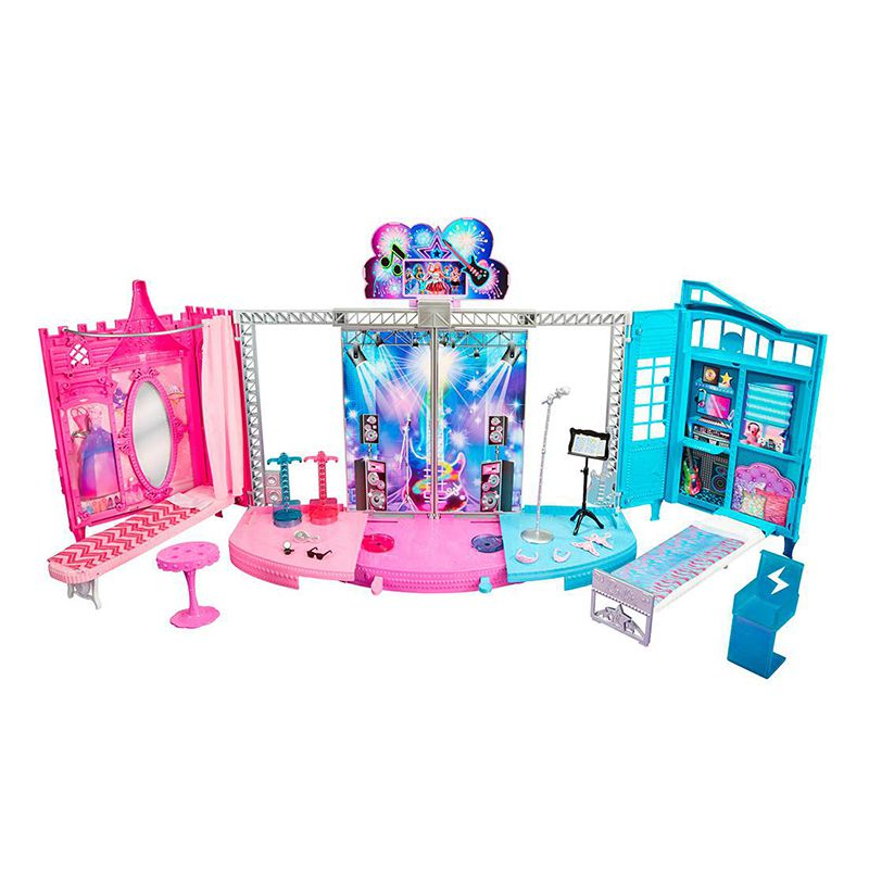 BONECA BARBIE PALCO ROCK AND ROYALS CKB78