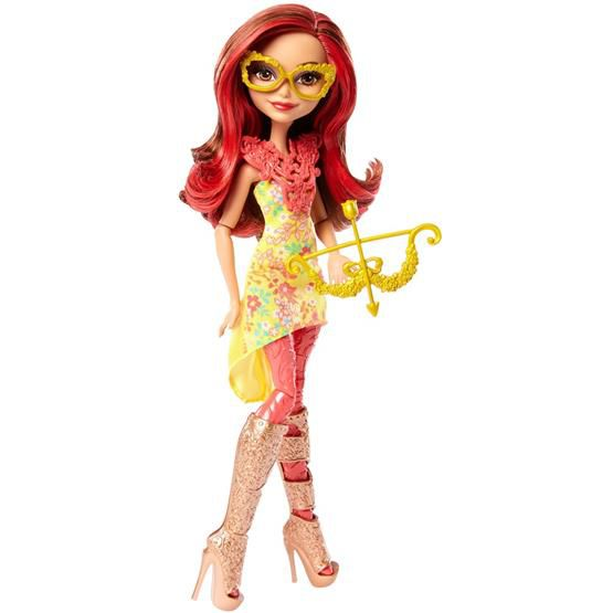 BONECA EVER AFTER HIGH ARCO E FLECHA DVH82