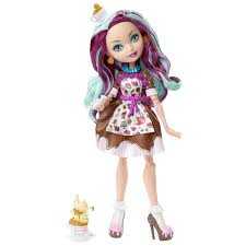 BONECA EVER AFTER HIGH COBERTA DE DOCE CHW44