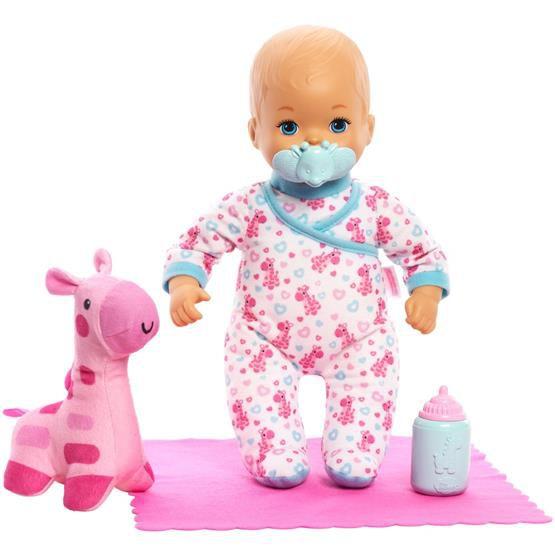 BONECA LITTLE MOMMY DOCES SONHOS DTV56