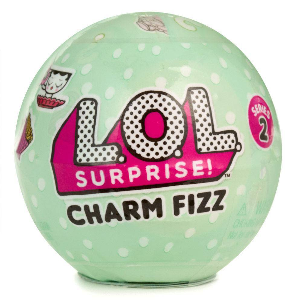 BONECA LOL SURPRISE CHARM FIZZ