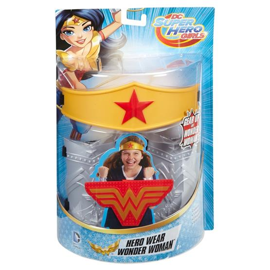 BONECA SUPER HERO GIRLS ACESSÓRIOS DVG83