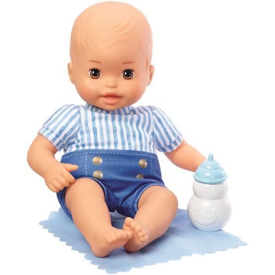 BONECO LITTLE MOMMY RECÉM NASCIDO FJL45