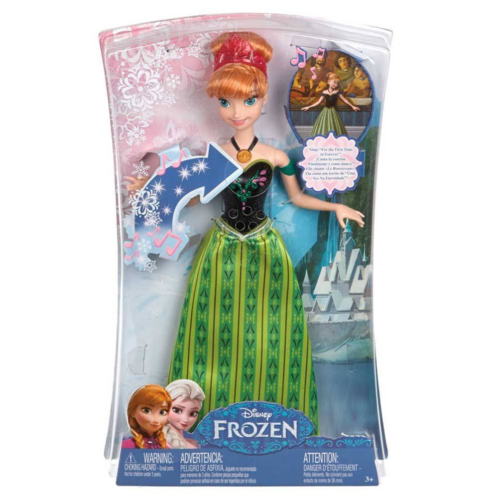DISNEY FROZEN ANNA MUSICAL CMK70