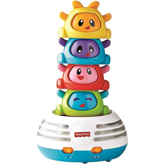 FISHER-PRICE BICHINHOS ENTRANDO NO RITMO DHW29