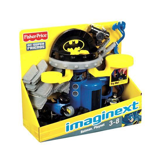 IMAGINEXT OBSERVATÓRIO DO BATMAN X4154