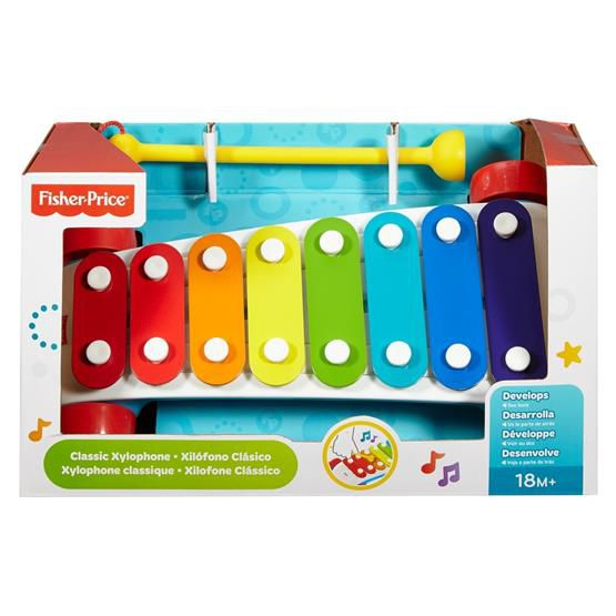 FISHER-PRICE NOVO XILOFONE CMY09