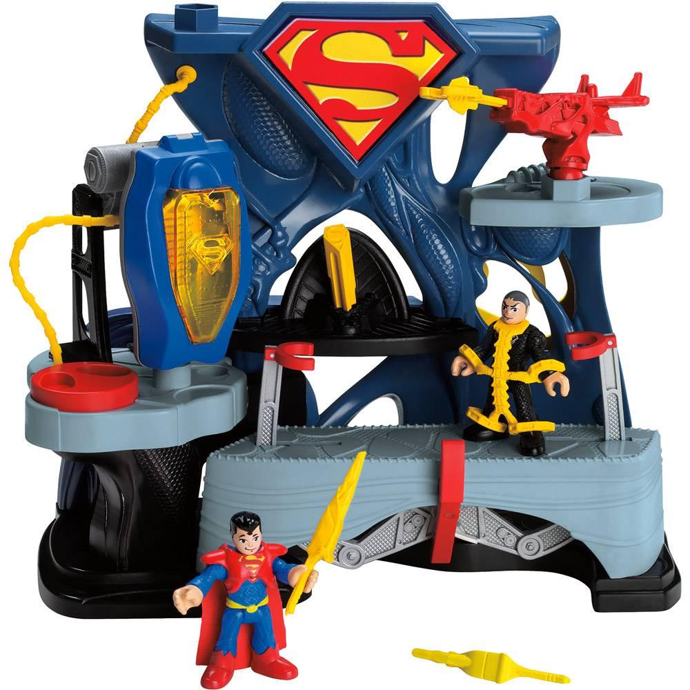 IMAGINEXT DC FORTALEZA DO SUPERMAN X7675