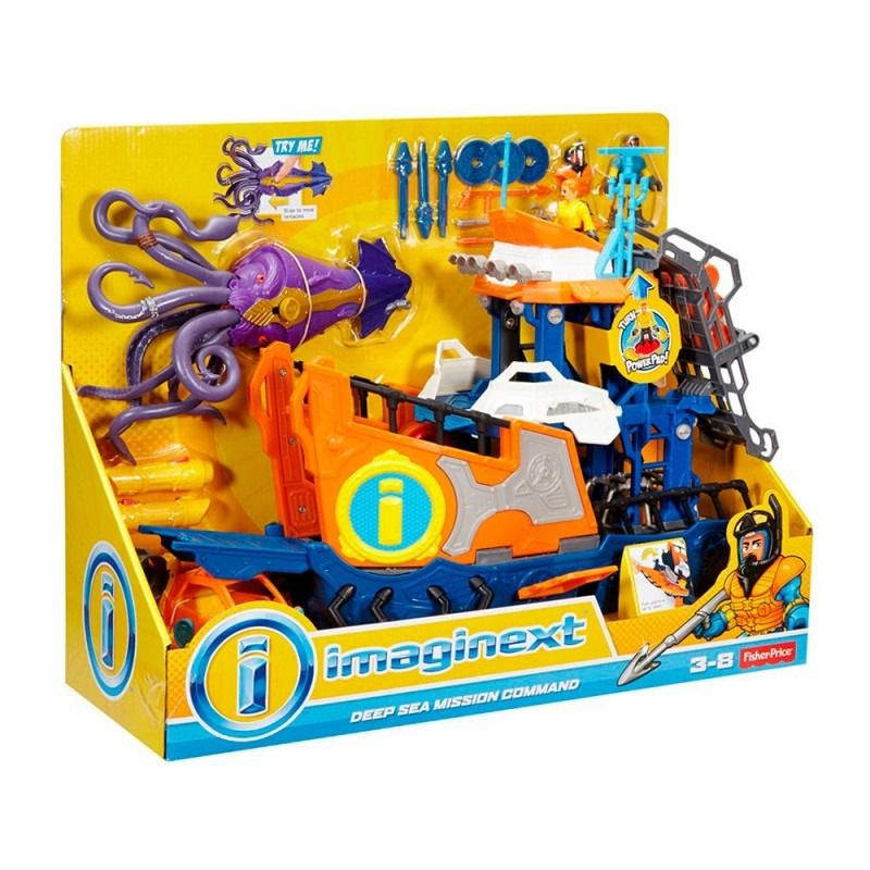 IMAGINEXT NAVIO COMANDO NO MAR DFX93