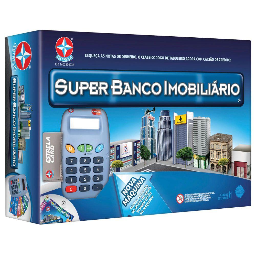 JOGO SUPER BANCO IMOBILIARIO