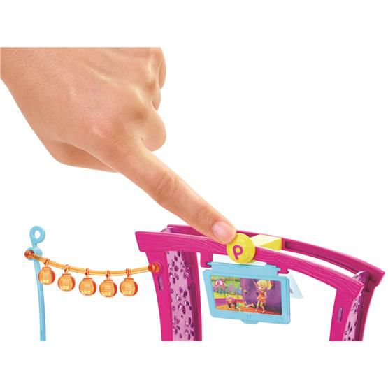 BONECA POLLY POCKET CHURRASCO DIVERTIDO DNB53