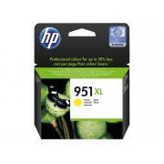 Cartucho HP 951XL Amarelo Original (CN048AB) 17ml
