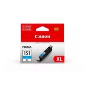 Cartucho de tinta Canon  CLI-151XL Ciano  (11ML)