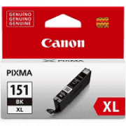 CARTUCHO DE TINTA CANON CLI-151XL  PRETO | ORIGINAL 11ML