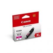 Cartucho de tinta Canon  CLI-151XL Magenta (11ML)