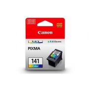 Cartucho de Tinta Canon Colorido CL-141 (Venc 07/2021)
