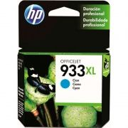 Cartucho HP 933XL Cian Original 8,5ml (CN054AL) Para HP Officejet 7110