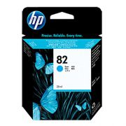 Cartucho HP 82 Cyan 69ml C4911A
