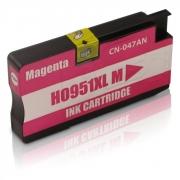 Cartucho de Tinta Compatível 951Xl CN047A 20ml Magenta