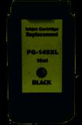 Cartucho de tinta Compaitvel com Canon  PG-145XL 10ml