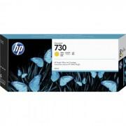CARTUCHO DE TINTA HP 730 AMARELO PLUK 300 ML - P2V70A