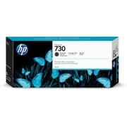 CARTUCHO DE TINTA HP 730 PRETO FOSCO PLUK 300 ML - P2V71A