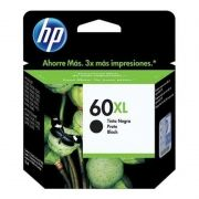 Cartucho HP 60XL preto Original (CC641WB) 13,5ML