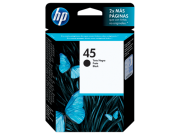 Cartucho HP 51645AL Preto 42ml