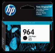 Cartucho HP 964 Preto 26 ml Original