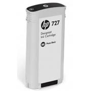 Cartucho HP Designjet 727 preto fotográfico B3P23A  - 130ML
