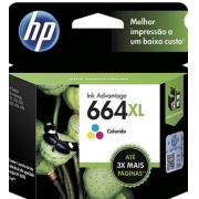 Cartucho HP F6V30AB Color 664XL 8ml
