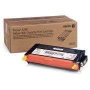 Toner Original Xerox black 106r01403 Phaser 6280 6k