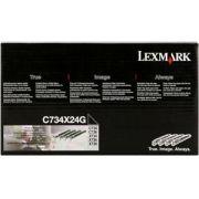 Cilindro Fotocondutor Lexmark C73X/C74X/X73X/X74X - C734X24G