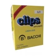 Kit c/10 cxs Clips Galv.Bacchi 6/0 c/220 unid.