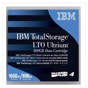 Fita de Dados (Tape) LTO-4 Ultrium 4 Data Cartridge 800GB/1.6TB IBM