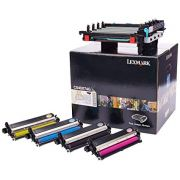Kit Fotocondutor Preto / Color  Lexmark C540/X544 - C540X74G