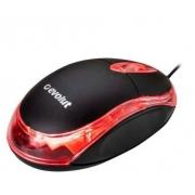 Mouse USb Office com fio EO-101 Evolut (kit com 03 unidades)
