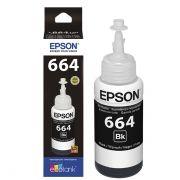Refil Epson T664120 Preto L200/L110/L355