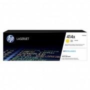 TONER HP W2022X / XC - 414X AMARELO - ORIGINAL 6K