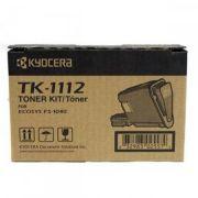 Toner Kyocera TK 1112 P/ FS-1040 1020MFP 1120MFP
