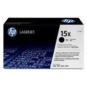 Toner LaserJet preto de alto rendimento HP 15X Original (C7115X)