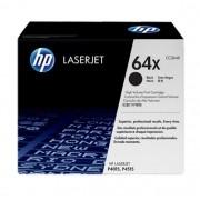 Toner LaserJet preto de alto rendimento HP 64X Original CC364X / XZ