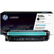 Toner LaserJet preto HP 508A Original (CF360A)
